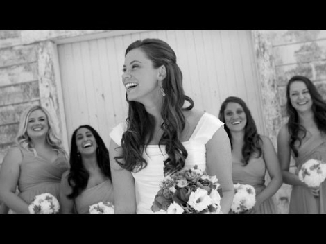 Brittany Maynard on her wedding day.  Photo Credit: youtube.com
